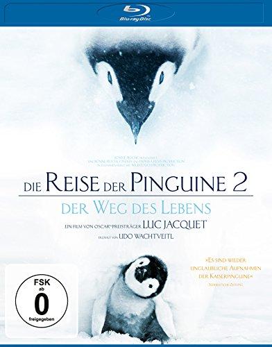 Die Reise der Pinguine 2 - Der Weg des Lebens [Blu-ray]