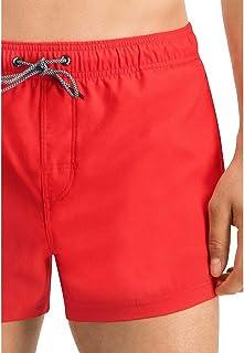 PUMA Short Length Swim Shorts - Navy