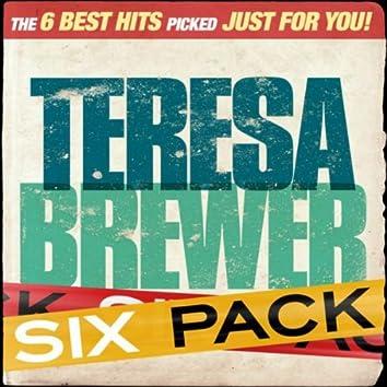 Six Pack - Teresa Brewer - EP