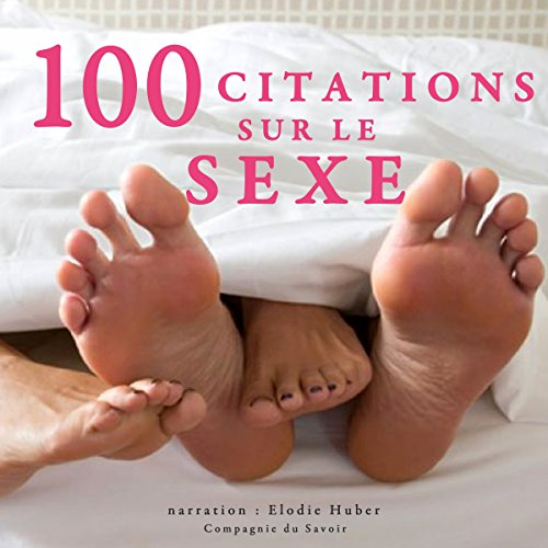 100 citations sur le sexe Titelbild