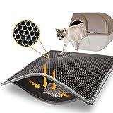 Best Cat Litter Mats - Topcovos Cat Litter Mat Litter Trapping Mat,24x18 Inches Review