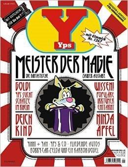 Nagelneues YPS Heft 01/2015 mit Gimmick Nr. 1267 Zauberkasten OVP