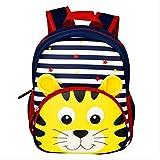 NROTEL Mochila Escolar Para Niños 3D Animal Children Girl Boys Kids Bags Kindergarten Cartoon Bag23