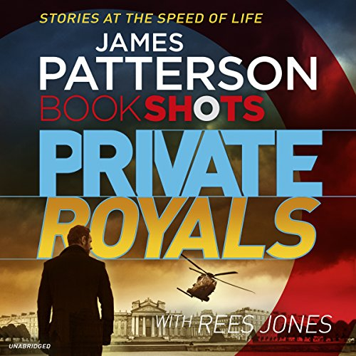 Private Royals audiobook cover art