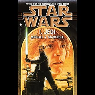 Star Wars: I, Jedi                   By:                                                                                                                                 Michael A. Stackpole                               Narrated by:                                                                                                                                 Anthony Heald                      Length: 2 hrs and 54 mins     5 ratings     Overall 4.2