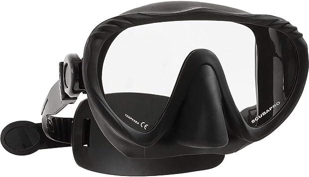 Scubapro Ghost Dive Mask with EZ Open Strap