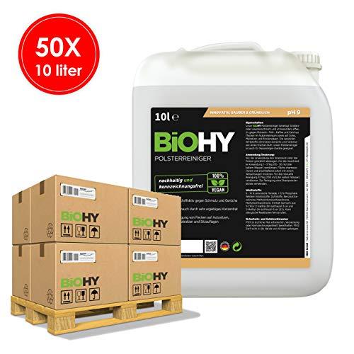 BIOHY kussenreiniger 50 x 10 Liter