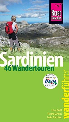 Reise Know-How Wanderführer Sardinien - 46 Wandertouren -