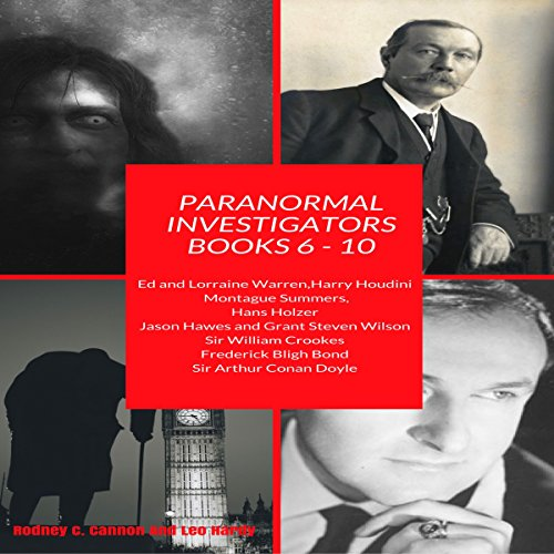 Paranormal Investigators: Volume 12 audiobook cover art