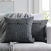 Set of 2 Western Home WH Farmhouse Throw Pillow Covers