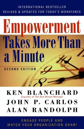 Empowerment Takes More Than a Minute product image