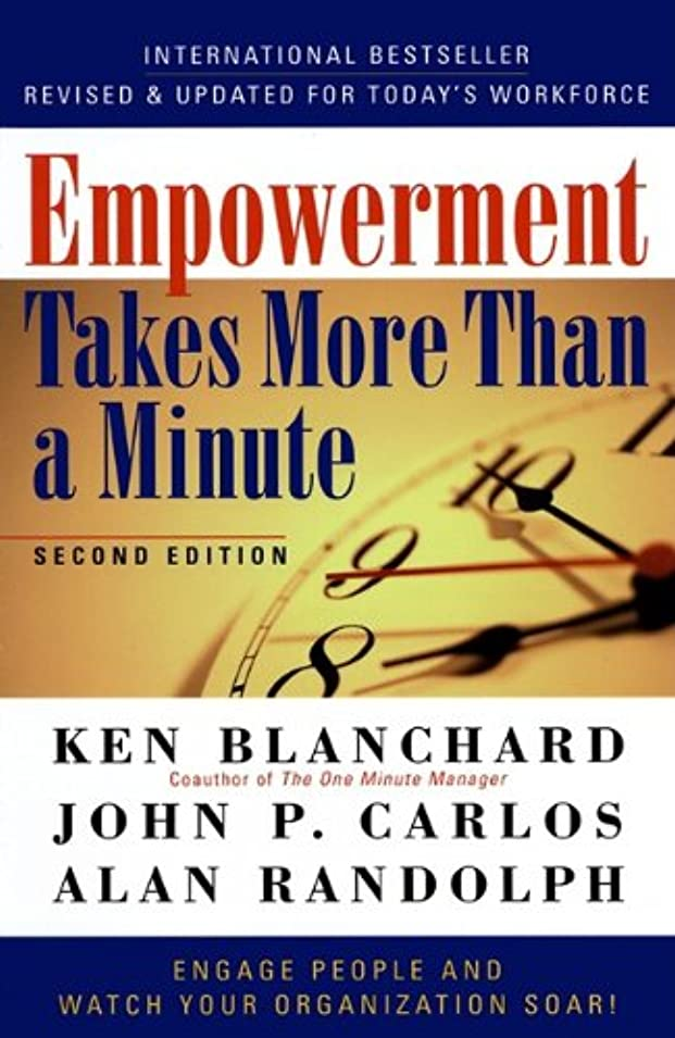 コークスビタミン緊張するEmpowerment Takes More Than a Minute (English Edition)
