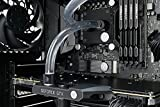 EK Water Blocks EK-M 2 NVMe Heatsink - Disipador t  rmico  disco duro  radiador  aluminio  acero inoxidable