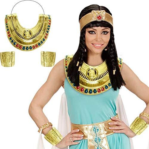 Generique - Kit Joyas egipcias Mujer