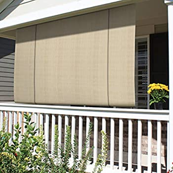 outside shades for patio