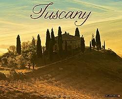 Tuscany 2015 Wall Calendar