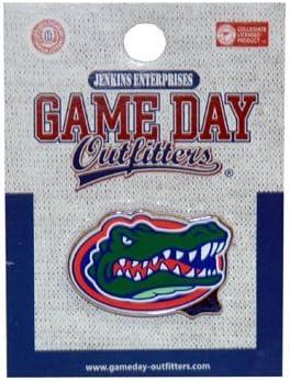 OFFicial mail order Jenkins Enterprises Florida Gators Team Logo Pin NCAA Tu Lapel - 55% OFF