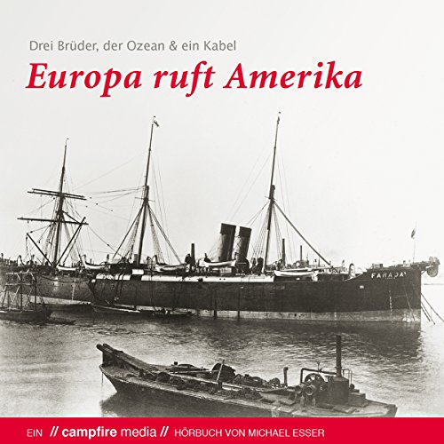 Europa ruft Amerika audiobook cover art