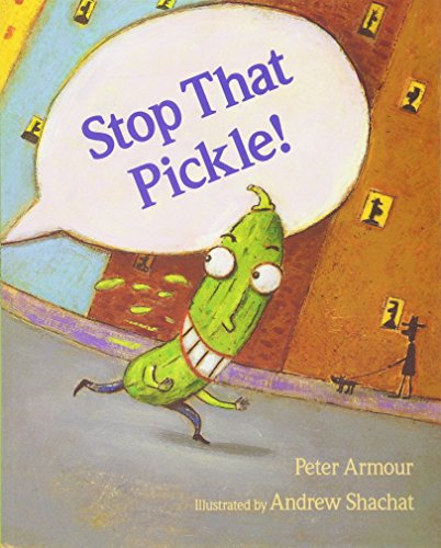 Stop That Pickle!