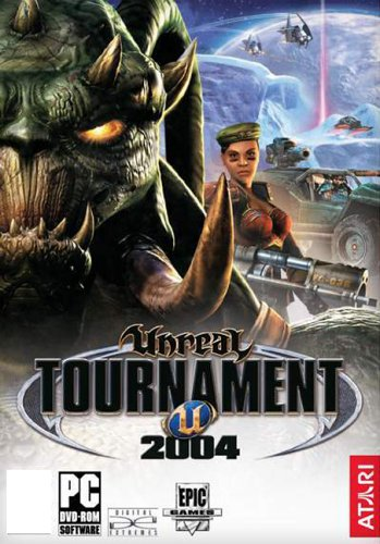Unreal Tournament 2004 [DVD-Rom]