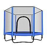 Skiout Garten Trampolin für Kinder und Erwachsene,Gartentrampolin mit...