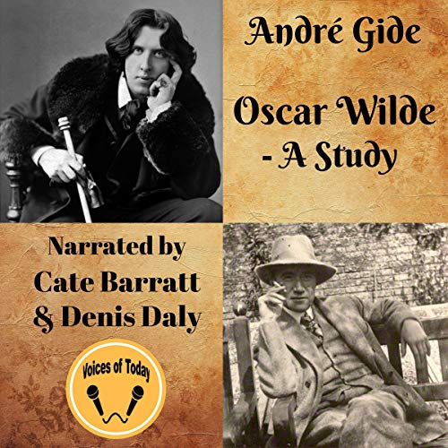 Oscar Wilde - A Study cover art