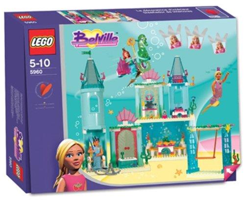 Lego Belville 5960 - Palast der kleinen Meerjungfrau