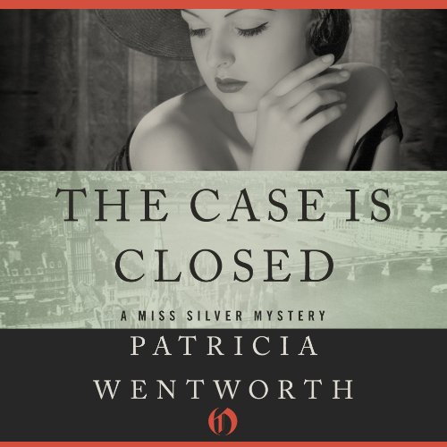 The Case Is Closed audiobook cover art