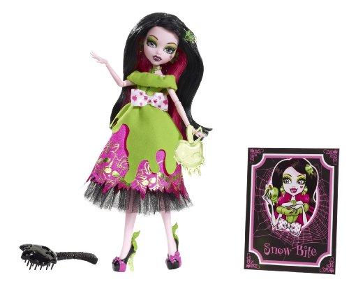 Mattel X4484 - Monster High Märchen-SchneeBisschen, Puppe