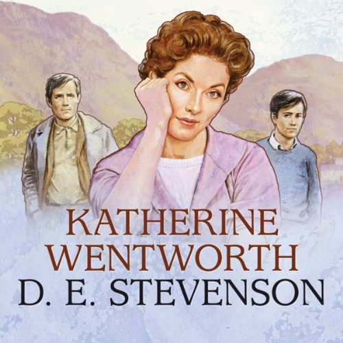 Katherine Wentworth audiobook cover art
