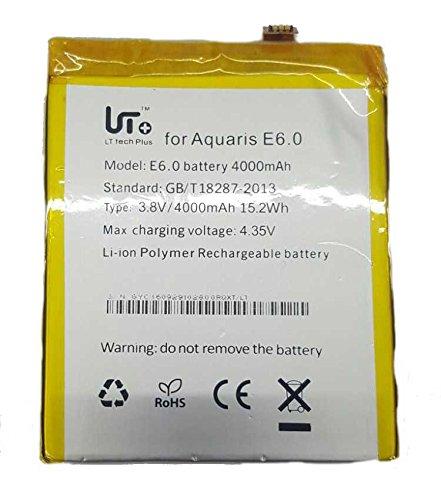 Todobarato24h BATERIA Compatible con BQ AQUARIS E6 4000 mAh