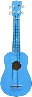 Nrpfell Ukulele Soprano 21 Pollici Set Sapele Legno 21 Pollici Hawaii Uke 4 Corde Chitarra Manico Tastiera nel Palissandro per Principianti