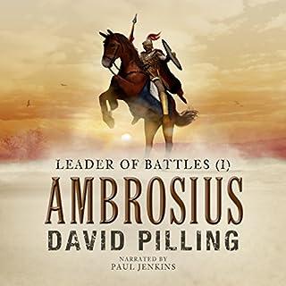 Leader of Battles (I): Ambrosius audiobook cover art