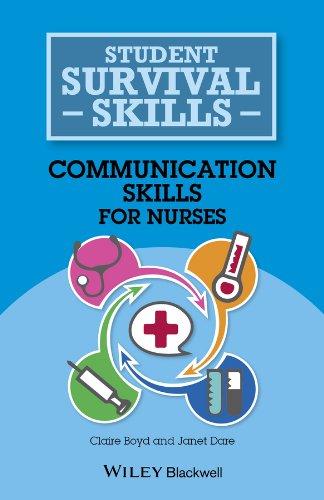 51894NuTuaL - Communication Skills for Nurses (Student Survival Skills)
