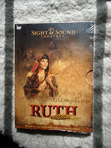 Ruth: A Story of Redemption (Filmerd in High Definition Before a Live Audience) [DVD]