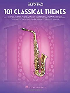 101 Classical Themes for Alto Sax (SAXOPHONE)