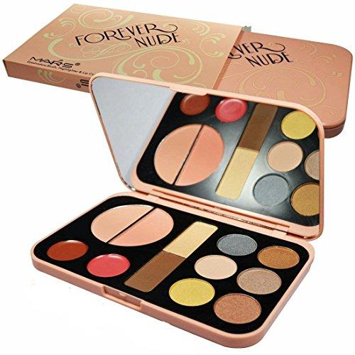 Mars E Shopping Forever Nude Makeup Kit (Including Eyeshadow, Blush,...