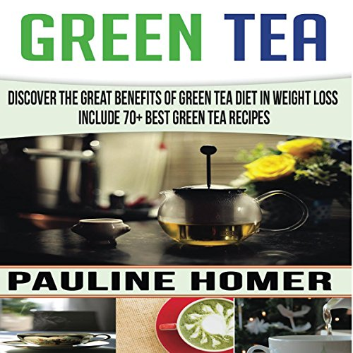 Green Tea audiobook cover art