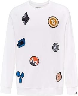 Cointelegraph Crypto Patches Sweatshirt Unisex | Cryptocurrency Blockchain