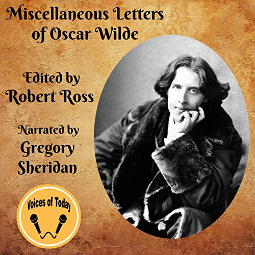 Miscellaneous Letters of Oscar Wilde Titelbild