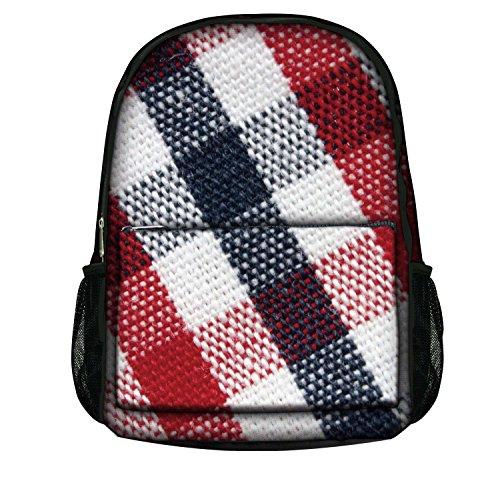 Luxburg® Design rugzak voor school, sport, vrije tijd, reizen. Verschillende designs.