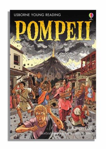 Ball, K: Pompeii (3.3 Young Reading Series Three (Purple))