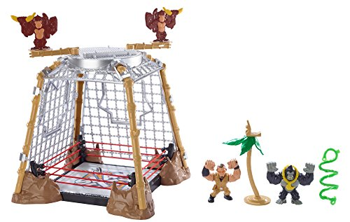 WWE Slam City Gorilla in a Cell Match Playset