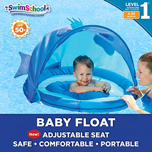 SwimSchool Pool Float for 6 Months - 2 Years of Baby