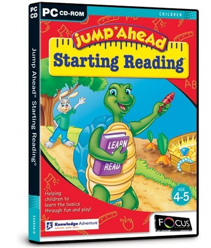 Jump Ahead: Starting Reading (PC) [import anglais]