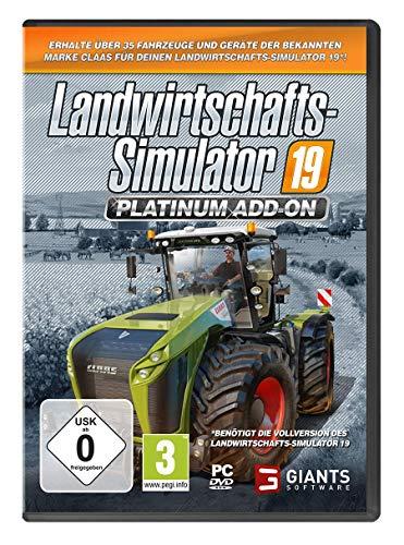 Landwirtschafts-Simulator 19: Platinum Add-On - [PC]