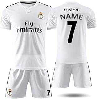 Custom Name and Number Sports Suit Men's Short Sleeves and Shorts Unisex Kids Shirt Personality Ball Suit
