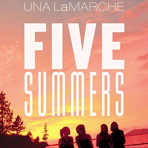 Five Summers audiobook cover art