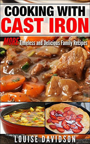 Cooking With Cast Iron by Davidson, Louise ebook deal