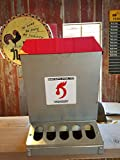 Duncan's Poultry 55 LB Chicken Feeder.! USA!